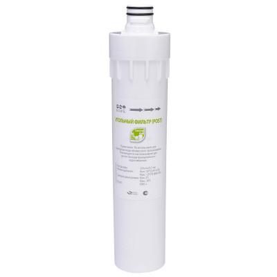 Картриджи для осмоса и проточных фильтров - Картридж угольный Raifil Post carbon (Q) - фото 1