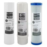 Комплект картриджей усиленный Platinum Wasser (хлор)