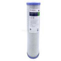 Картридж из брикетированного угля Pentek  (Pentair) ЕРМ-20ВВ (155783-43) для холодной/горячей воды (Big Blue 20)