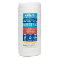 Картридж из полипропиленовой нити Crystal CRWBB-10-5. 5 мкм (Big Blue 10)