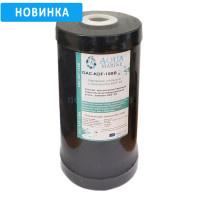 Картридж угольный с элементом KDF AquaMarine GAC-KDF10BB (Big Blue 10)