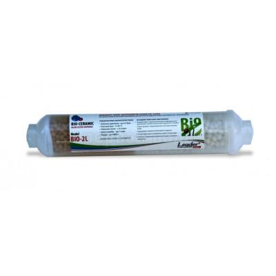 Постфильтры, минерализаторы, биоактиваторы - Биокерамический картридж Leader IN-Line BM-2L - фото 1