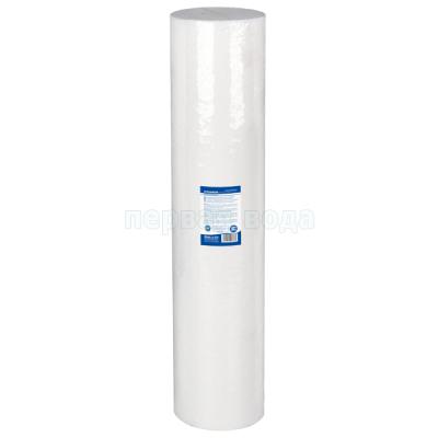 Картриджи Big Blue: 20 дюймов (51х11,5см), 10 дюймов (25х11,5см)  - Картридж полипропиленовый Aquafilter FCPS1M20BB, 1 мкм - фото 1
