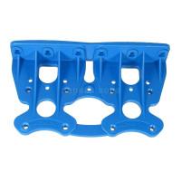 Кронштейн настенный пластиковый Atlas Filtri WALL BRACKET DUO BLU (RB7400017)