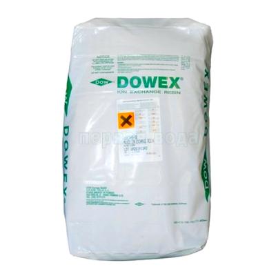Фильтрующие и расходные загрузки - Умягчающая смола Dow DOWEX HCR-S, мешок 25 л - фото 1