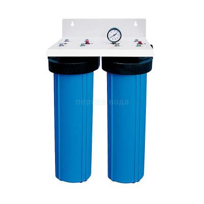 Корпуса фильтров BIG BLUE - Фильтр BIG BLUE 20 Bio+Systems L02 настенный - фото 1