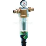 Фильтр механический Honeywell F76S-3/4AA (с обратной промывкой) для холодной воды