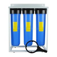 Фильтр трехколбовый Raifil Вig Blue 20 (PU908B3-BK1-PR-S-G)