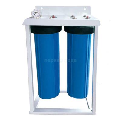 Корпуса фильтров BIG BLUE - Фильтр BIG BLUE 20 Bio+Systems LS2 напольный - фото 1