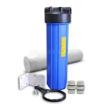 """Фильтр Big Blue EcoVita 20"""" с механическим картриджем"""