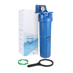 "Фильтр Big Blue 20"" Aquafilter BB20 FH20B1-B-WB (без картриджа)"