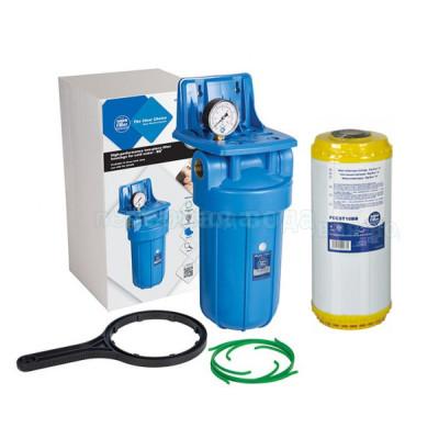 Умягчители для квартир - Фильтр Aquafilter FH10B1-B-WB+FCCFE10BB  - фото 1