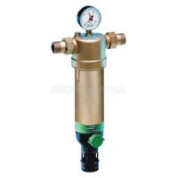 Фильтр механический Honeywell F76S-1AAM (с обратной промывкой) для горячей воды