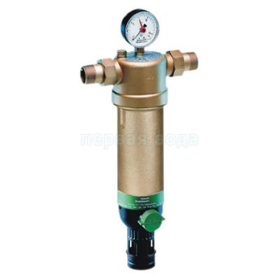 """Фильтр механический Honeywell F76S 3/4"""" AAM (с обратной промывкой) для горячей воды - Honeywell (Германия)"""