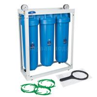 Фильтр Aquafilter HHBB20B 3-х стадийный
