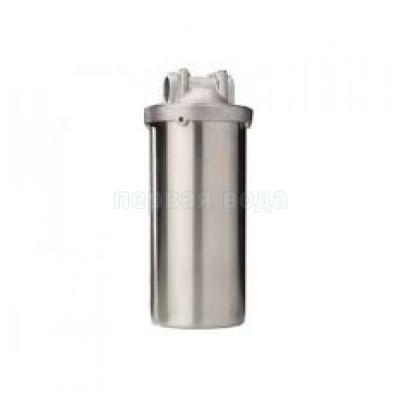 Корпуса фильтров BIG BLUE - Магистральный фильтр Raifil HMF-10B из нержавеющей стали - фото 1