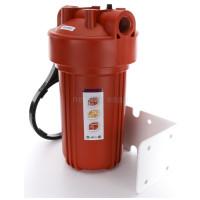 """Фильтр Raifil 10"""" для горячей воды  с механическим картриджем"""