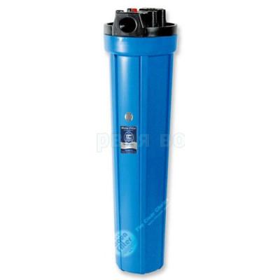 """Корпуса фильтров BIG BLUE - Фильтр Aquafilter FHPR-L Slim 3/4"""" - фото 1"""