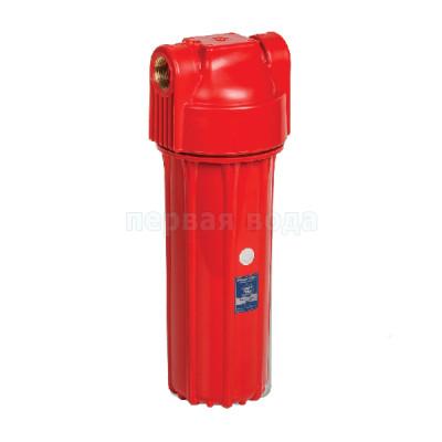 Магистральные фильтры - Фильтр магистральный Aquafilter FHHOT1-HPR-S для горячей воды - фото 1