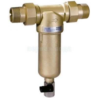 """Фильтр механический Honeywell FF06 - 1/2"""" AAM для горячей воды - Honeywell (Германия)"""