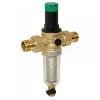 Фильтр механический Honeywell FK06-1/2AA (с редуктором) для холодной воды