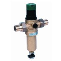 Фильтр механический Honeywell FK06-1/2AAM (с редуктором) для горячей воды