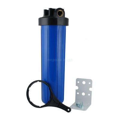 "Корпуса фильтров BIG BLUE - Фильтр Big Blue 20"" Raifil PS898B1-BK1-PR2-OR (без картриджа) - фото 1"