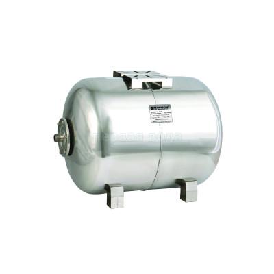 Насосное оборудование - Гидроаккумулятор Насосы + TANK 100L H из нержавеющей стали - фото 1