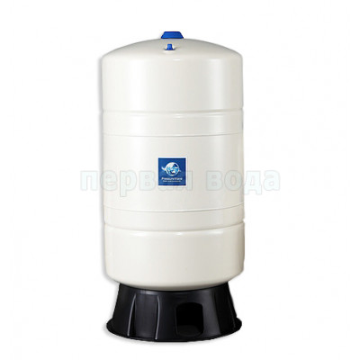 Насосное оборудование - Гидроаккумулятор Global Water Solutions PressureWave PWB130LV вертикальный 130 л - фото 1