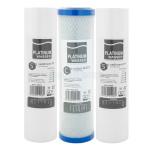 Комплект предфильтров Platinum Wasser (осмос)