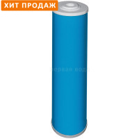 Картридж из гранулированного угля Raifil UDF-20-BP-B (Big Blue 20)