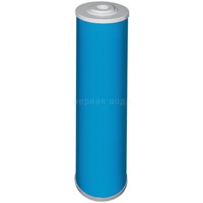 Картриджи Big Blue: 20 дюймов (51х11,5см), 10 дюймов (25х11,5см)  - Картридж из гранулированного угля BIO+Systems UDF-20L (Big Blue 20) - фото 1