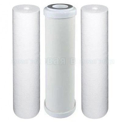 Товары в подарок - Комплект предфильтров Platinum Wasser (осмос) Подарок к фильтру - фото 1