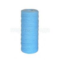 Картридж антибактериальный из полипропиленовой нити Aquafilter FCPP5M10B-AB, 5 мкм (Big Blue 10)