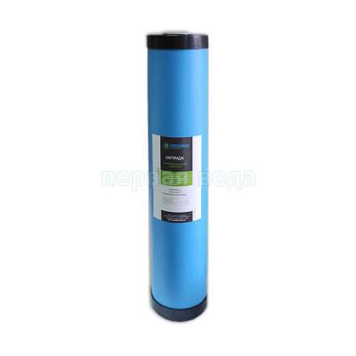 Картриджи Big Blue: 20 дюймов (51х11,5см), 10 дюймов (25х11,5см)  - Картридж из гранулированного угля Organic DC20BB - фото 1
