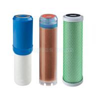 Комплект картриджей для проточных фильтров Atlas Filtri 1-2-3 (Умягчающий) без коробки