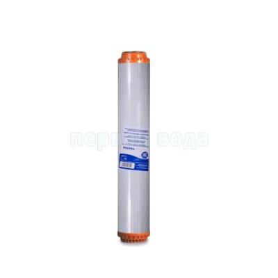Картриджи Big Blue: 20 дюймов (51х11,5см), 10 дюймов (25х11,5см)  - Картридж из гранулированного угля Aquafilter FCCB-L - фото 1