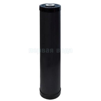 Картриджи Big Blue: 20 дюймов (51х11,5см), 10 дюймов (25х11,5см)  - Картридж для удаления сероводорода BB20 Organic DH (Big Blue 20) - фото 1