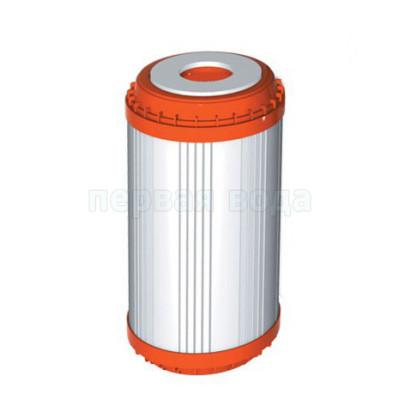 Картриджи для осмоса и проточных фильтров - Картридж из гранулированного кокосового угля Aquafilter FCCBHD5 - фото 1