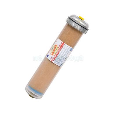 Картриджи для осмоса и проточных фильтров - Картридж линейный для умягчения воды Aquafilter AISTRO-L-CL - фото 1