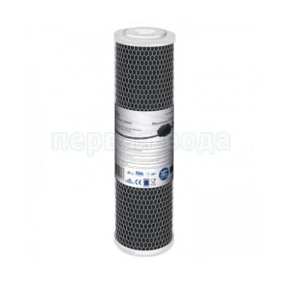 Картриджи для осмоса и проточных фильтров - Картридж из брикетированного угля Aquafilter FCCBL - фото 1