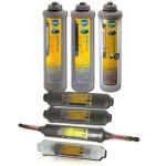 Годовой комплект (7шт) картриджей предочистки Bluefilters New Line (усиленный по механическим загрязнениям)