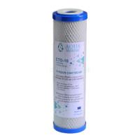 Картридж из брикетированного угля AquaMarine СТО-10