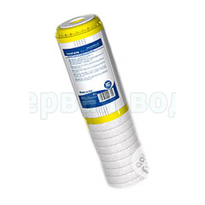 Картриджи для осмоса и проточных фильтров - Картридж для двухступенчатой очистки Aquafilter FCCST-STO - фото 1