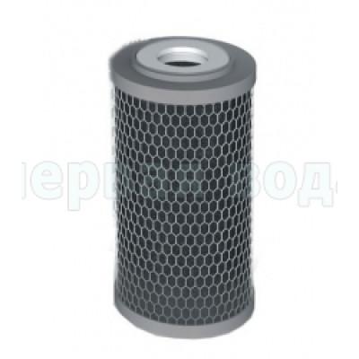 Картриджи для осмоса и проточных фильтров - Картридж из брикетированного угля Aquafilter FCCBL5 - фото 1
