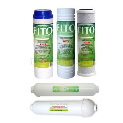 Картриджи для осмоса и проточных фильтров - Годовой комплект картриджей FITO FILTER OSMOS - фото 1