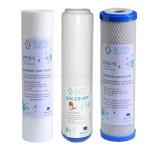 Комплект картриджей AquaMarine (хлор) для проточного фильтра
