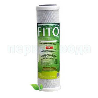 Картридж из спеченного кокосового угля и ШУНГИТА FITO FILTER K - 5 - FITO FILTER (Израиль-Молдова)