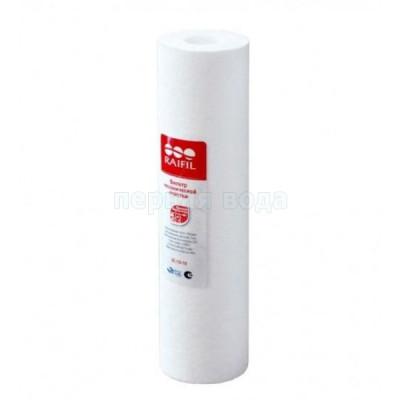 Картриджи для осмоса и проточных фильтров - Картридж полипропиленовый Raifil SС 10-10 10 мкм - фото 1