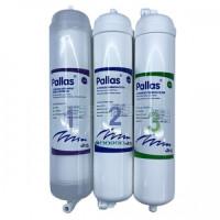 Комплект картриджей предочистки к осмосу Pallas Smart